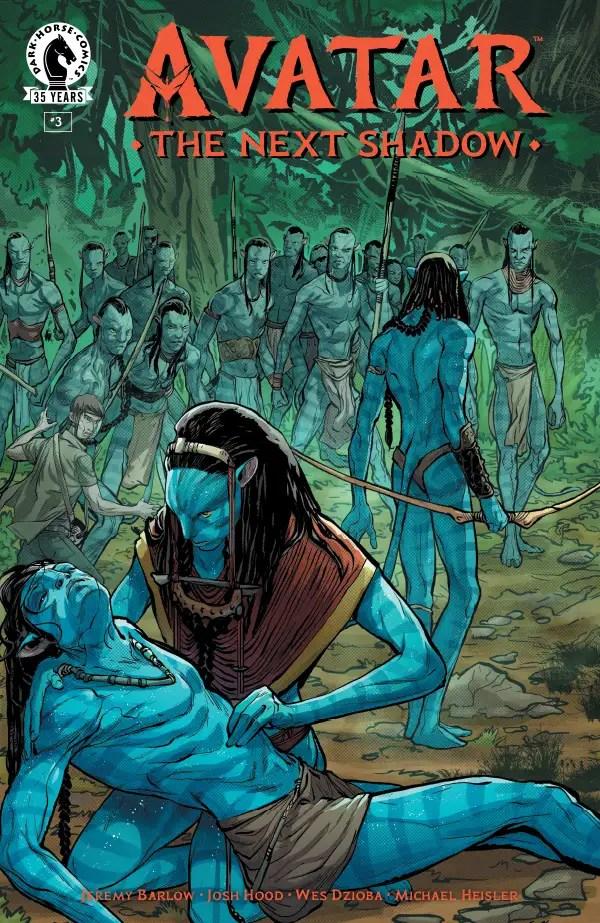 3007110 ComicList: Dark Horse Comics New Releases for 03/03/2021