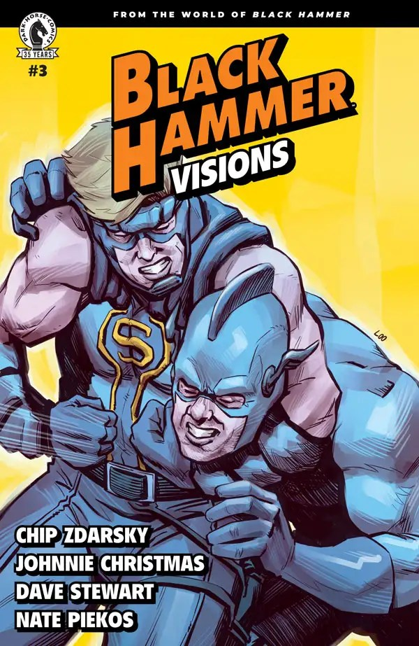 3007236 ComicList: Dark Horse Comics New Releases for 04/14/2021