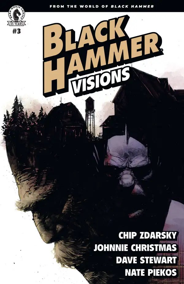 3007241 ComicList: Dark Horse Comics New Releases for 04/14/2021