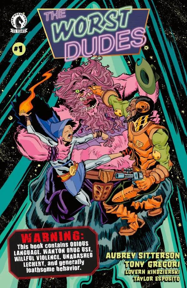 3007865 ComicList: Dark Horse Comics New Releases for 06/02/2021