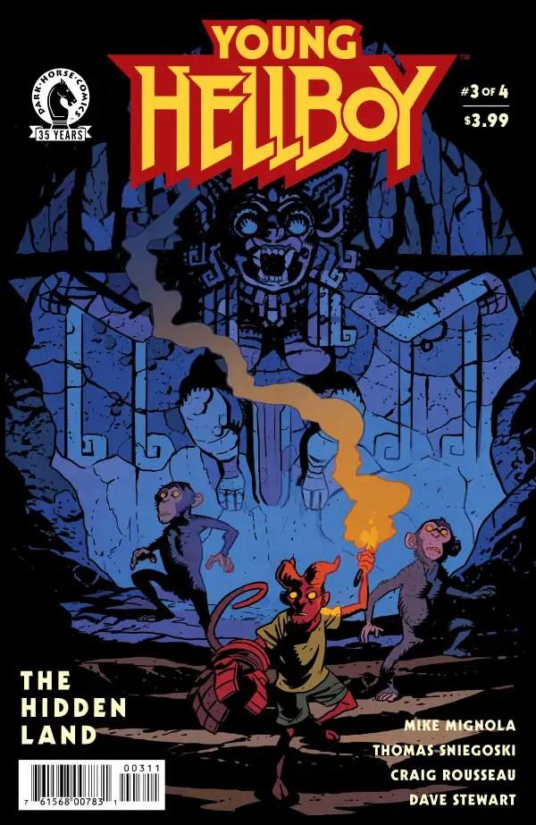 3007885 ComicList: Dark Horse Comics New Releases for 04/14/2021
