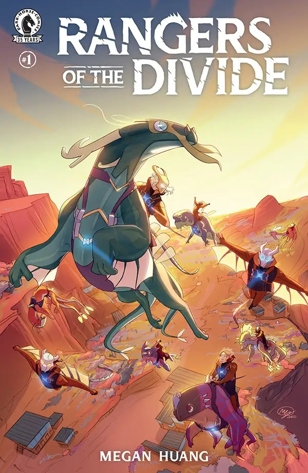 3007933 ComicList: Dark Horse Comics New Releases for 05/19/2021