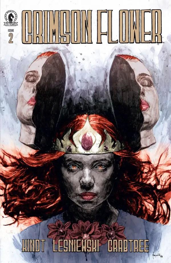 3008040 ComicList: Dark Horse Comics New Releases for 02/24/2021