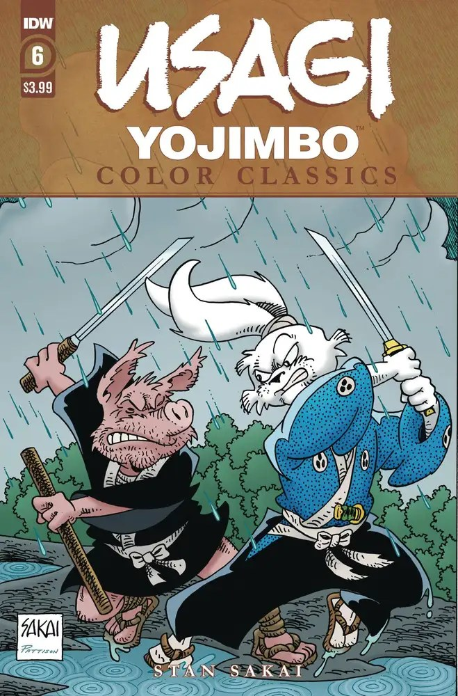 APR200802 ComicList: IDW Publishing New Releases for 08/12/2020