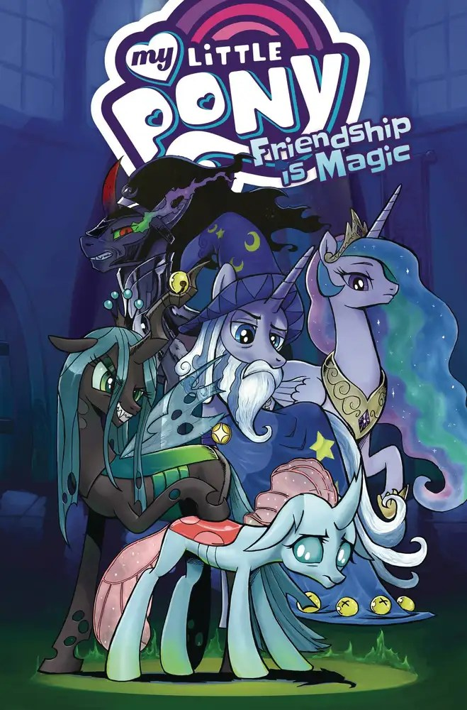 APR200812 ComicList: IDW Publishing New Releases for 08/19/2020