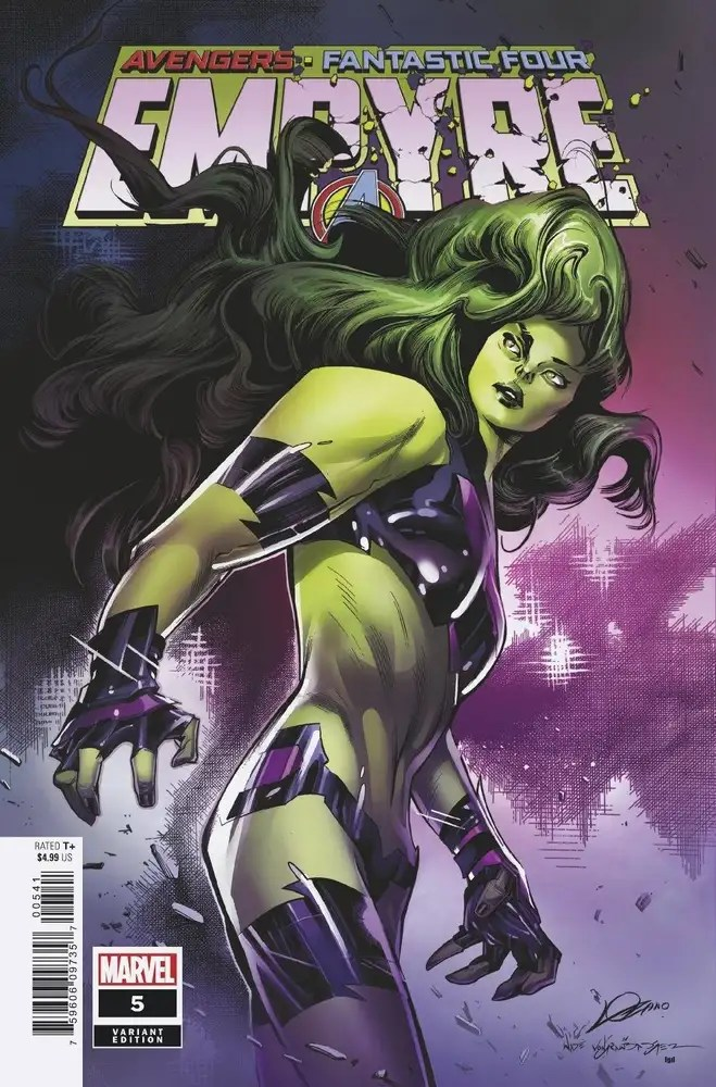 APR200852 ComicList: Marvel Comics New Releases for 08/12/2020