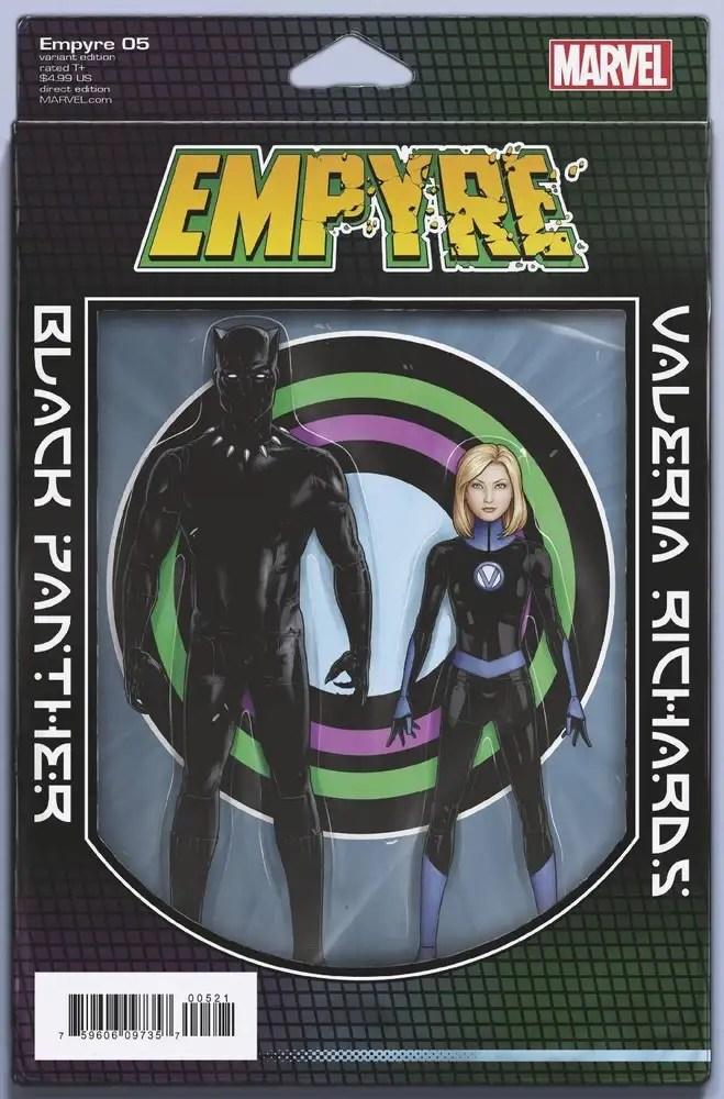 APR200855 ComicList: Marvel Comics New Releases for 08/12/2020