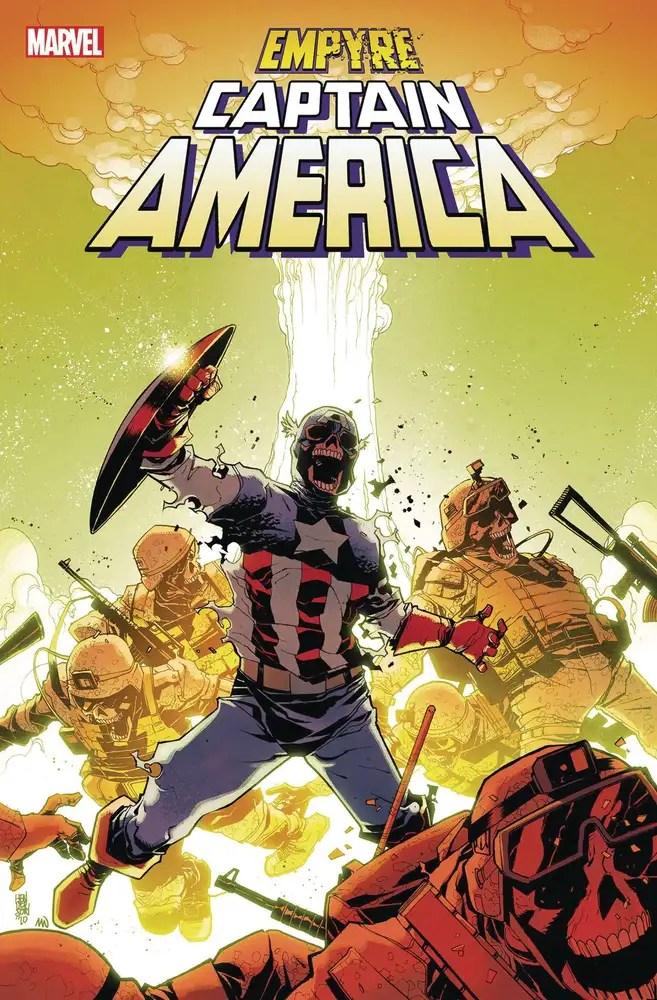 APR200859 ComicList: Marvel Comics New Releases for 08/12/2020