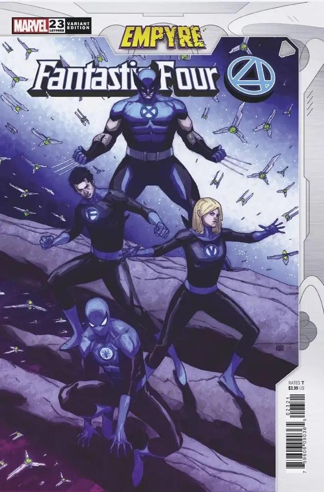 APR200885 ComicList: Marvel Comics New Releases for 09/02/2020