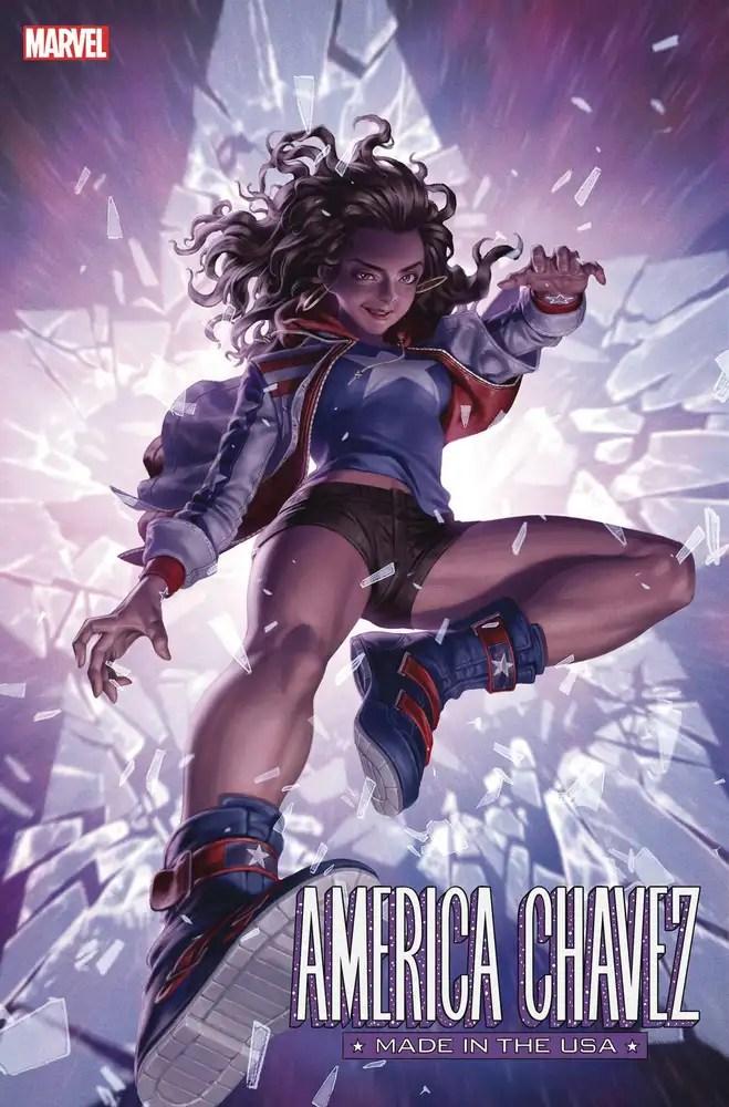 APR200936 ComicList: Marvel Comics New Releases for 03/03/2021