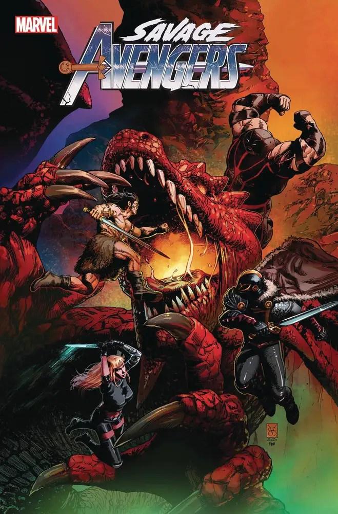 APR201018 ComicList: Marvel Comics New Releases for 11/11/2020