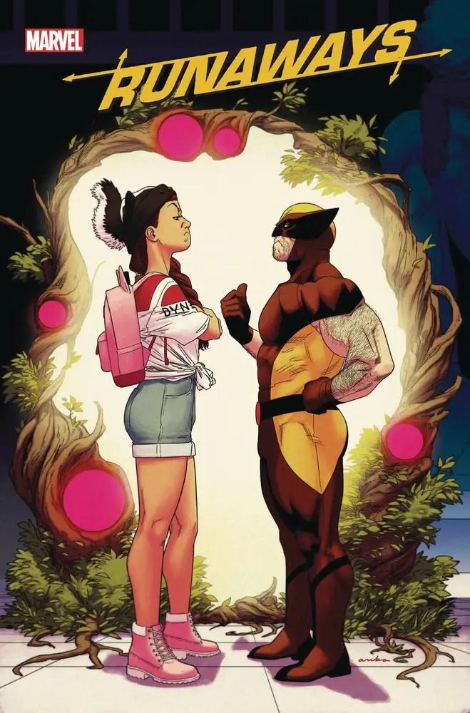 APR201026 ComicList: Marvel Comics New Releases for 03/03/2021