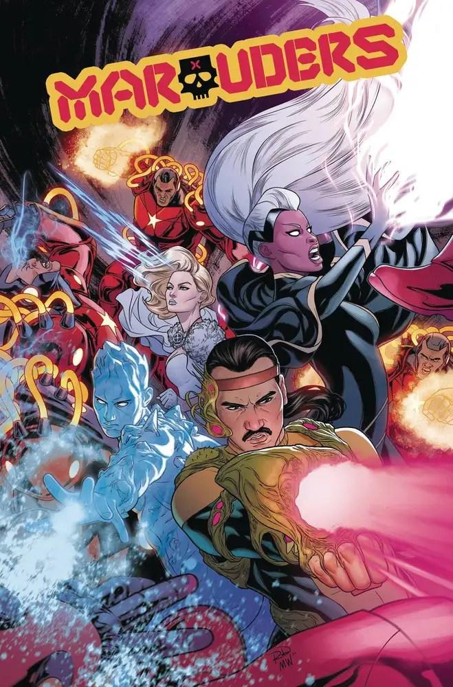 APR201090 ComicList: Marvel Comics New Releases for 11/11/2020