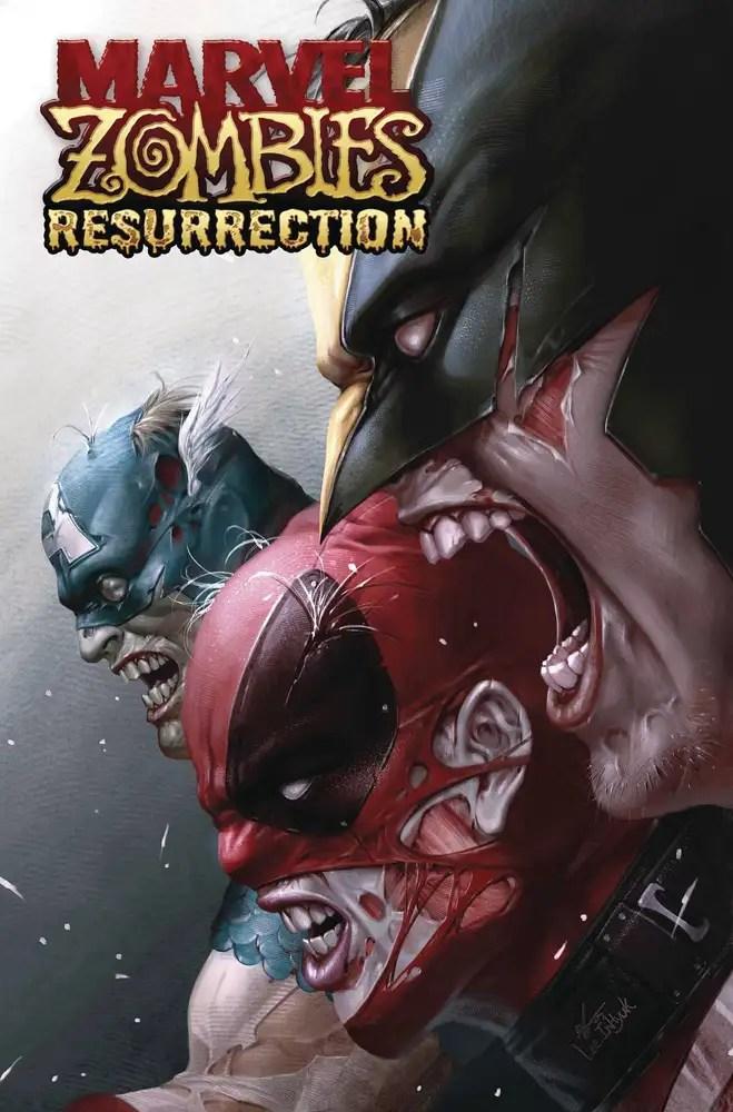 APR201099 ComicList: Marvel Comics New Releases for 02/03/2021