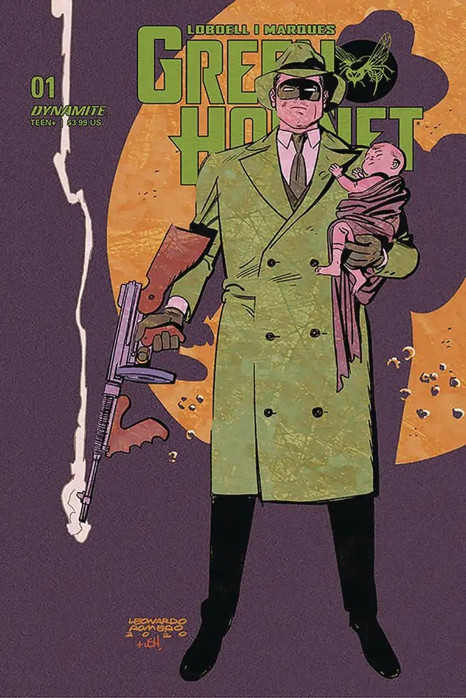 APR201145 ComicList: Dynamite Entertainment New Releases for 07/22/2020