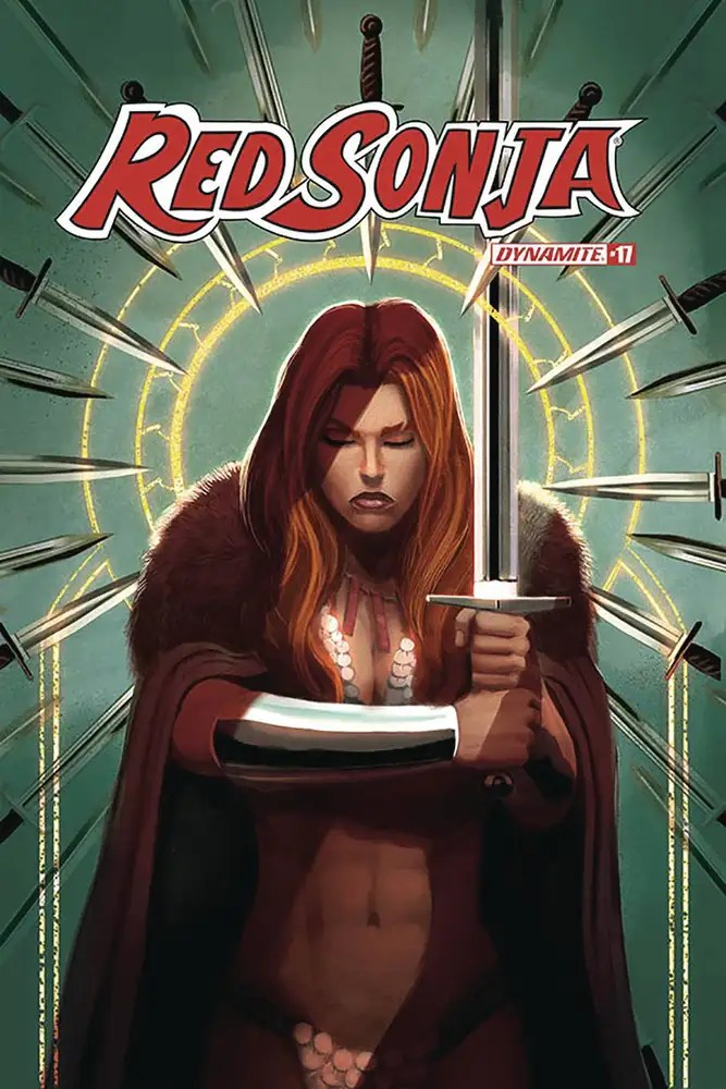 APR201273 ComicList: Dynamite Entertainment New Releases for 07/22/2020