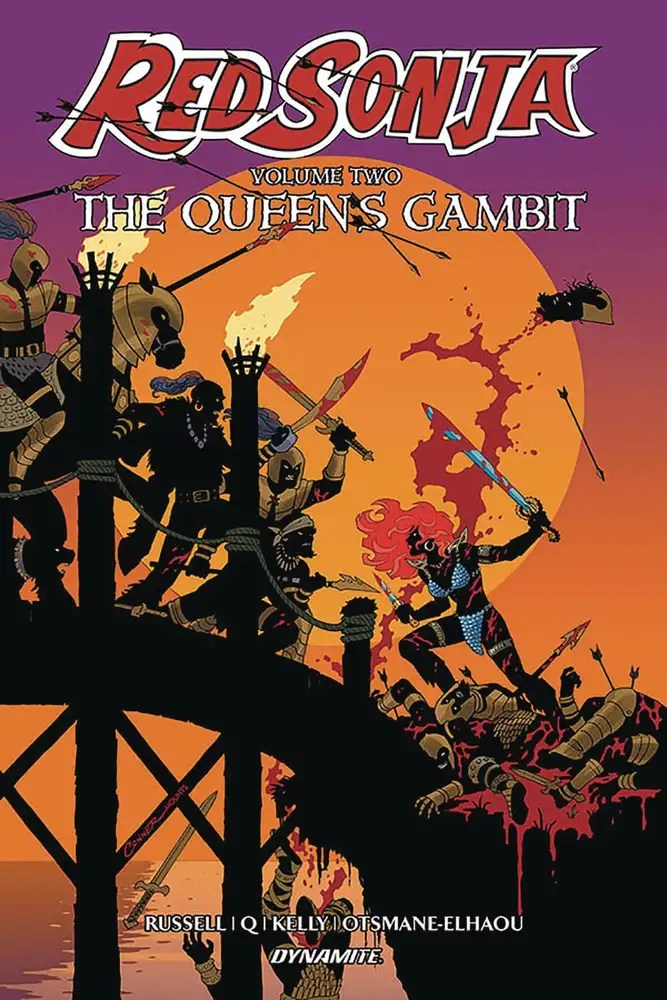 APR201292 ComicList: Dynamite Entertainment New Releases for 03/03/2021