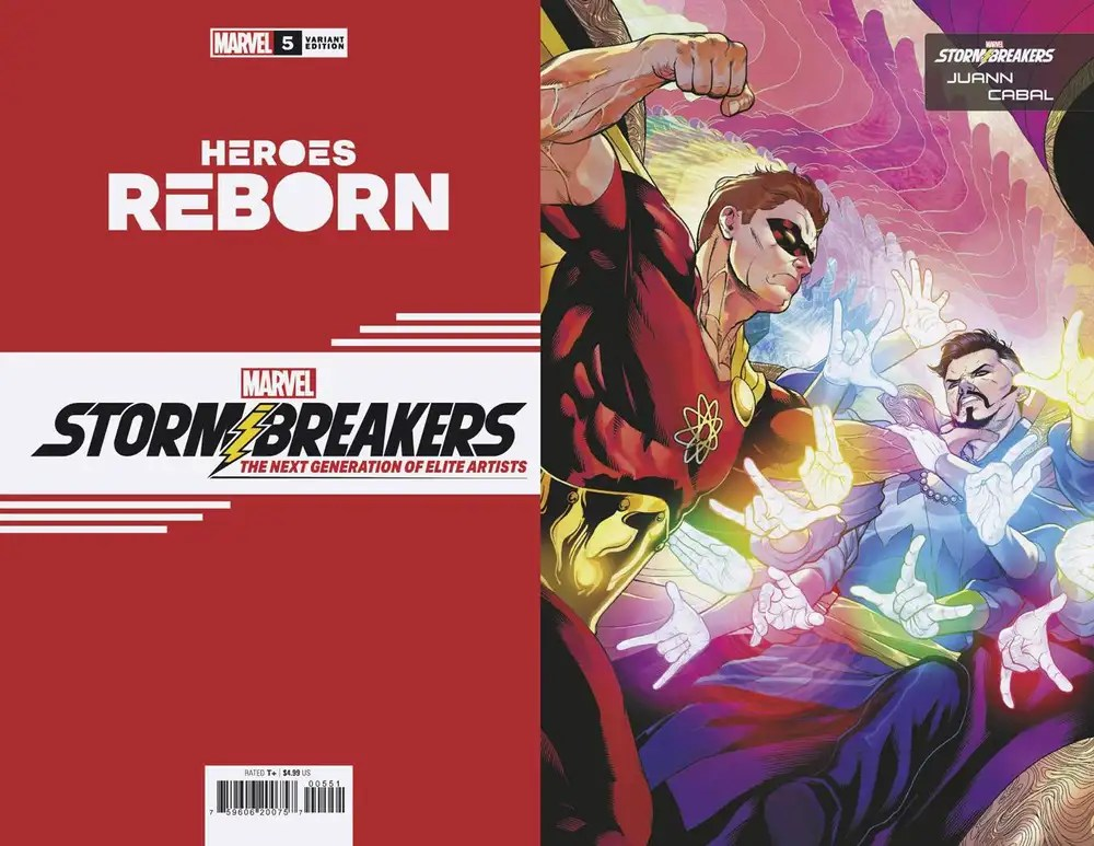 APR210699 ComicList: Marvel Comics New Releases for 06/02/2021