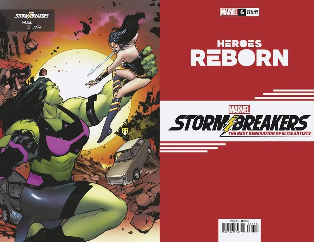 APR210705 ComicList: Marvel Comics New Releases for 06/09/2021