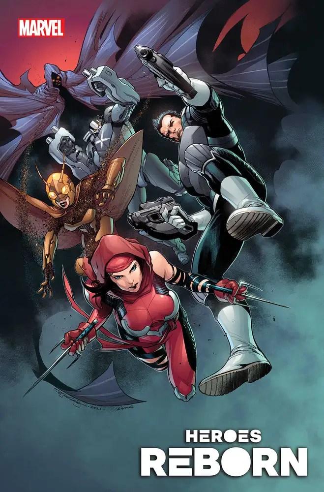 APR210724 ComicList: Marvel Comics New Releases for 06/09/2021