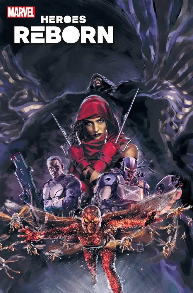 APR210725 ComicList: Marvel Comics New Releases for 06/09/2021