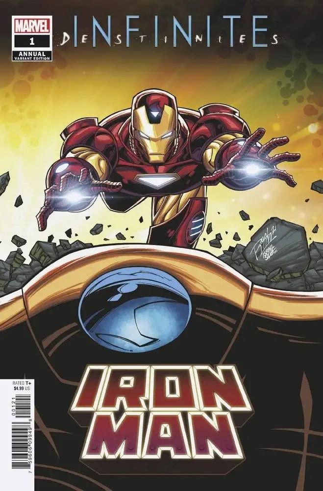 APR210730 ComicList: Marvel Comics New Releases for 06/02/2021