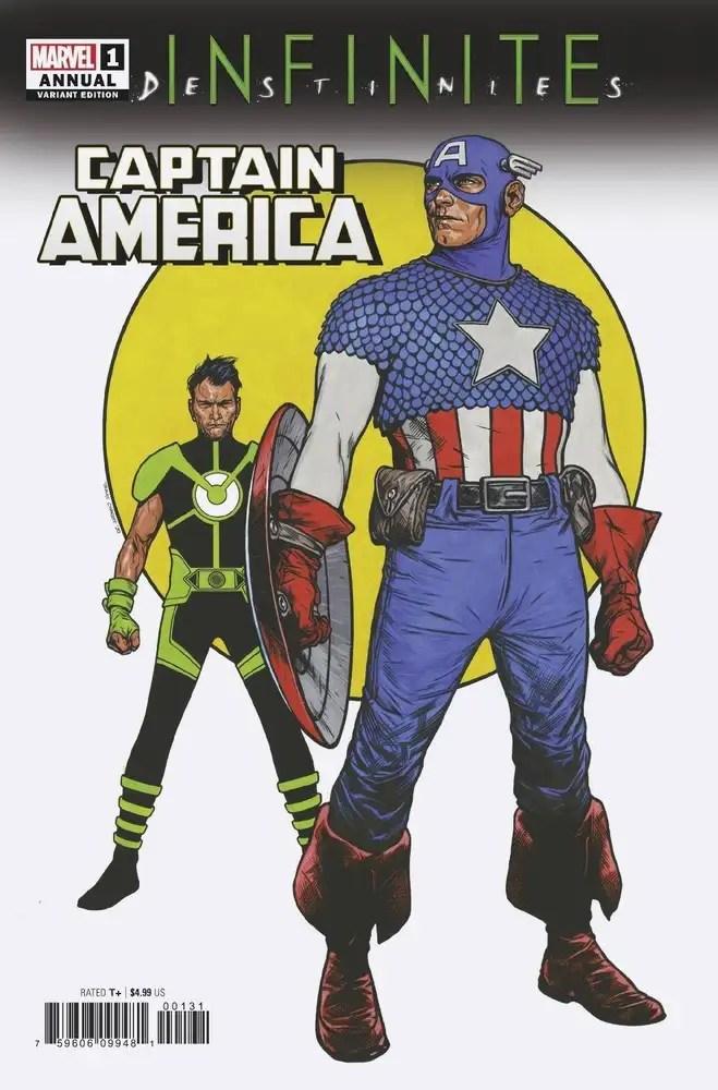 APR210735 ComicList: Marvel Comics New Releases for 06/16/2021