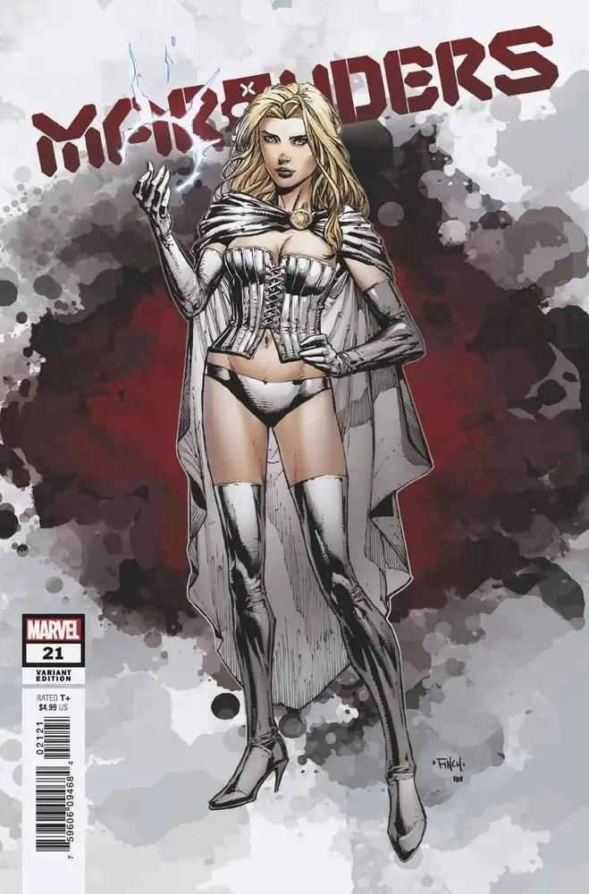 APR210750 ComicList: Marvel Comics New Releases for 06/02/2021