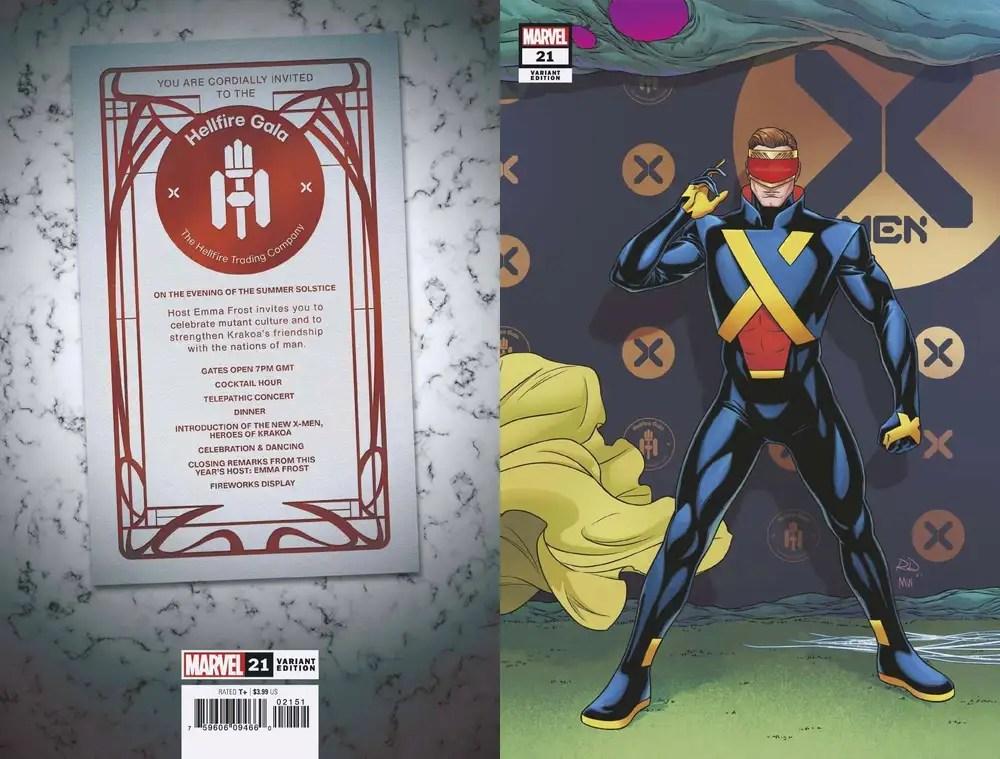 APR210770 ComicList: Marvel Comics New Releases for 06/09/2021