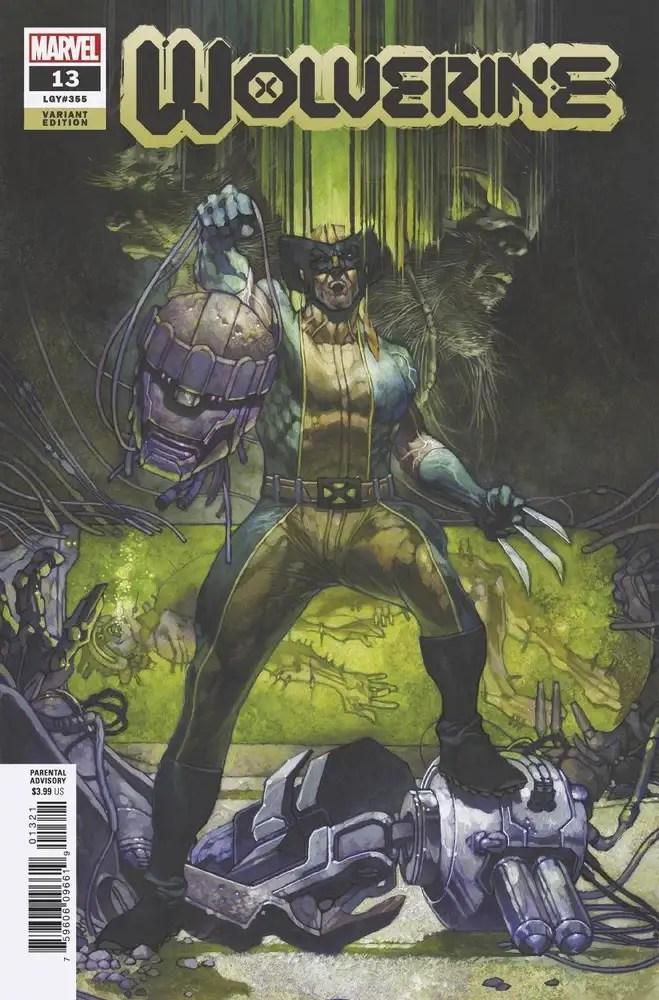 APR210788 ComicList: Marvel Comics New Releases for 06/23/2021