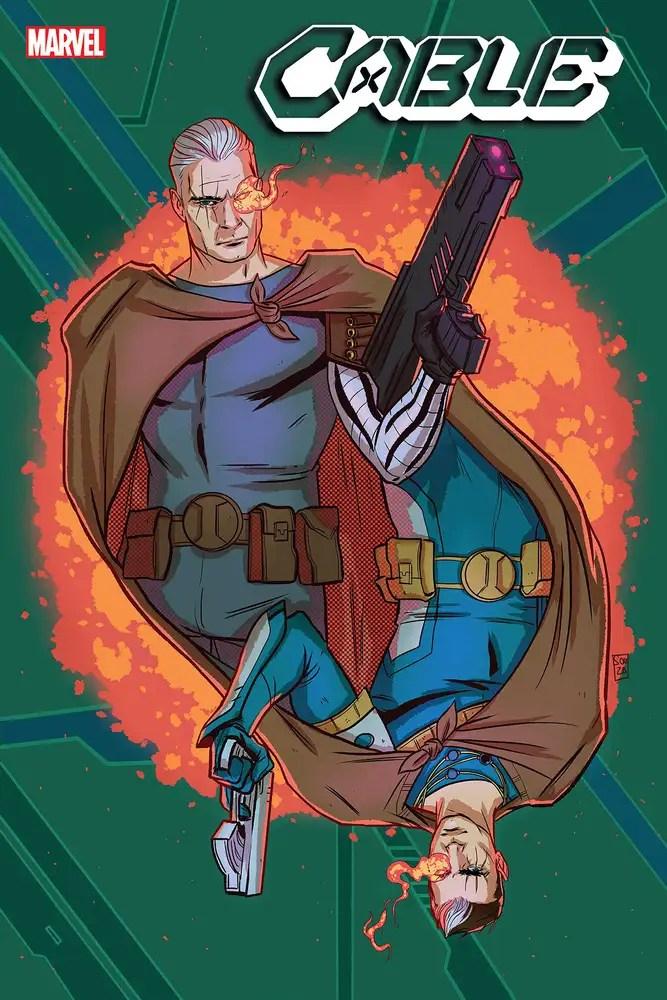 APR210807 ComicList: Marvel Comics New Releases for 07/28/2021