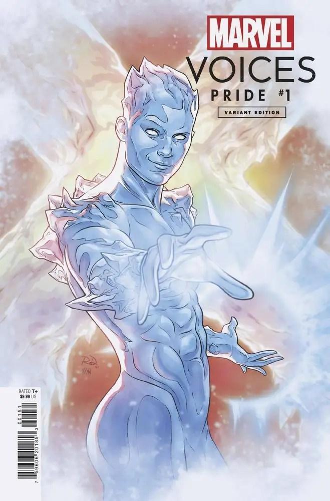 APR210811 ComicList: Marvel Comics New Releases for 06/23/2021
