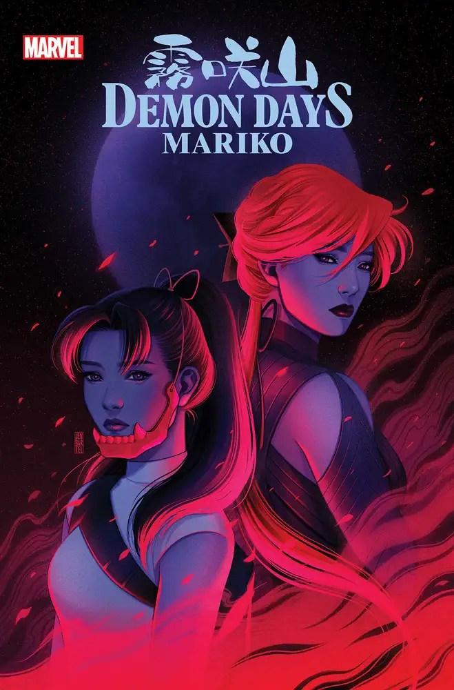APR210853 ComicList: Marvel Comics New Releases for 06/16/2021