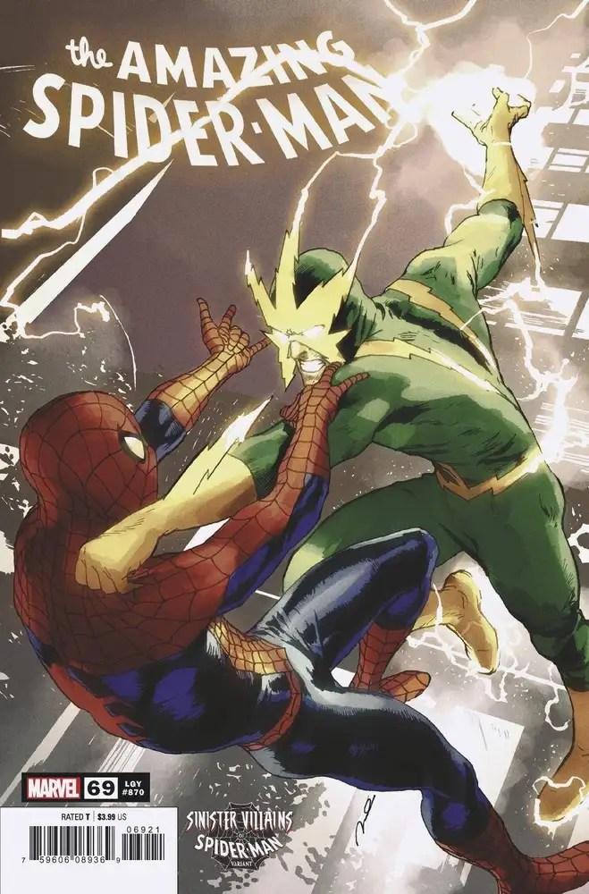APR210889 ComicList: Marvel Comics New Releases for 06/23/2021