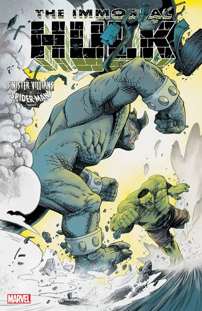 APR210921 ComicList: Marvel Comics New Releases for 06/02/2021