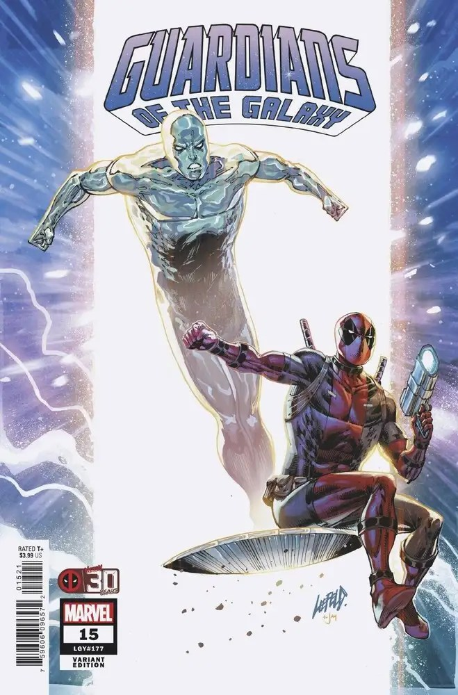 APR210927 ComicList: Marvel Comics New Releases for 06/23/2021