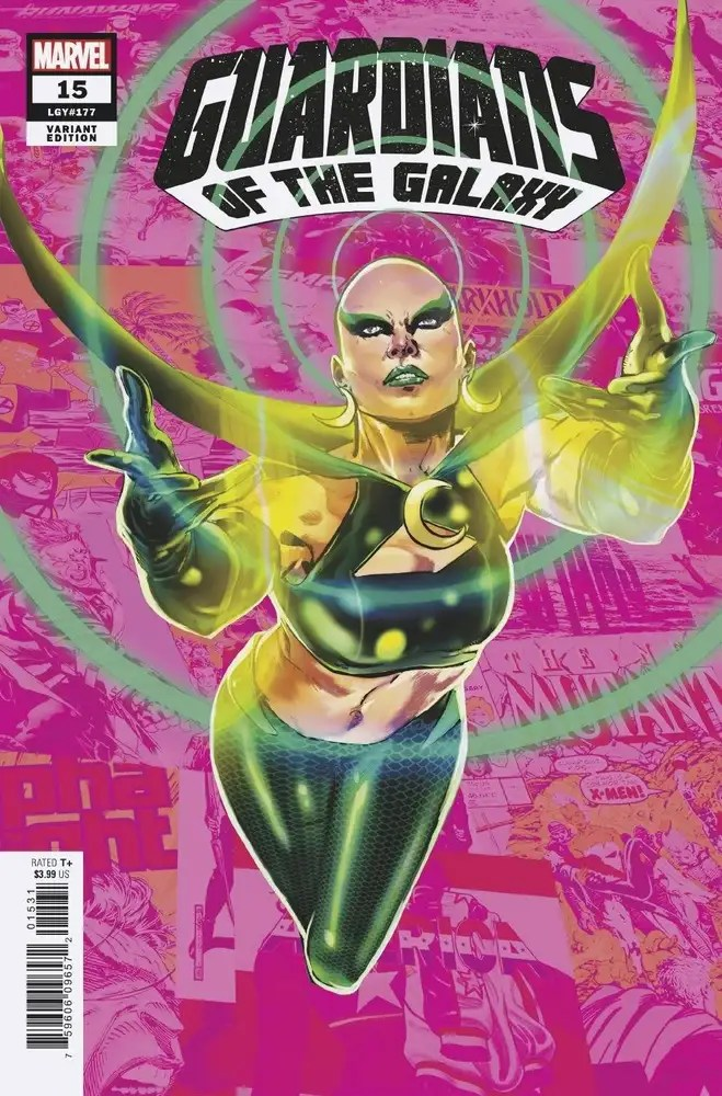 APR210928 ComicList: Marvel Comics New Releases for 06/23/2021