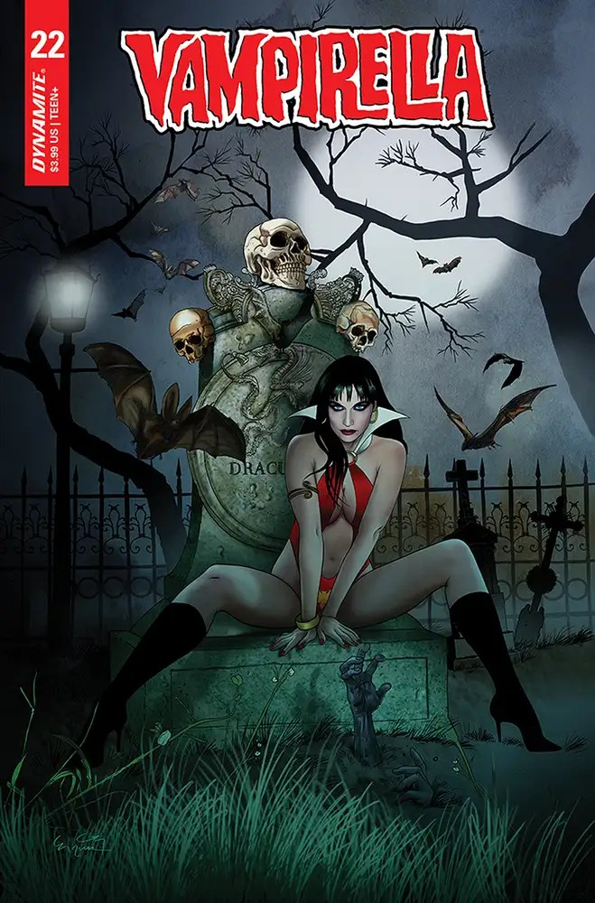APR211076 ComicList: Dynamite Entertainment New Releases for 08/04/2021