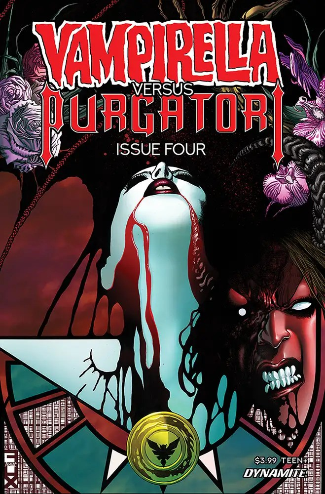 APR211146 ComicList: Dynamite Entertainment New Releases for 06/09/2021