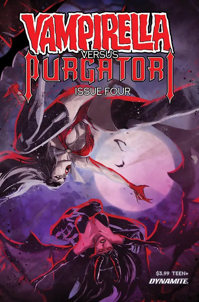 APR211147 ComicList: Dynamite Entertainment New Releases for 06/09/2021