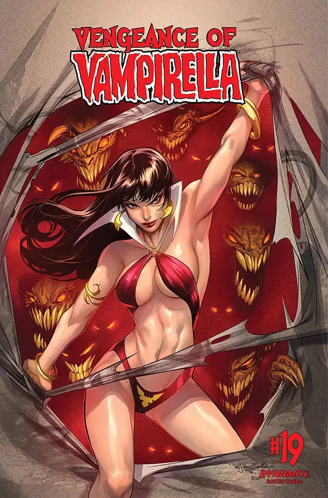 APR211157 ComicList: Dynamite Entertainment New Releases for 06/23/2021