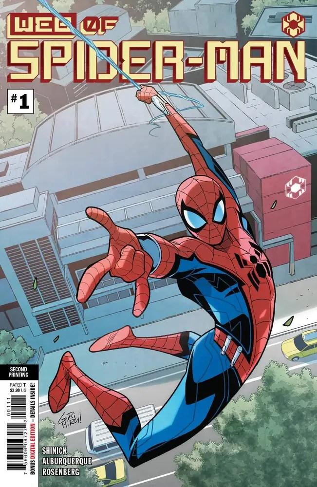 APR219927 ComicList: Marvel Comics New Releases for 07/14/2021
