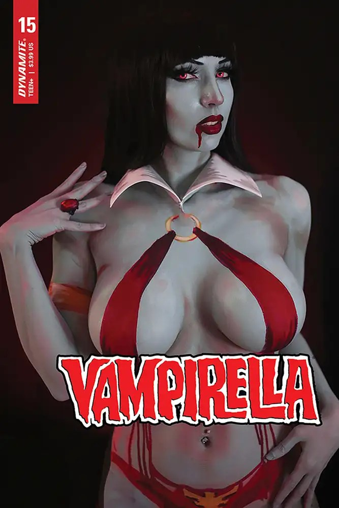 AUG200797 ComicList: Dynamite Entertainment New Releases for 11/25/2020