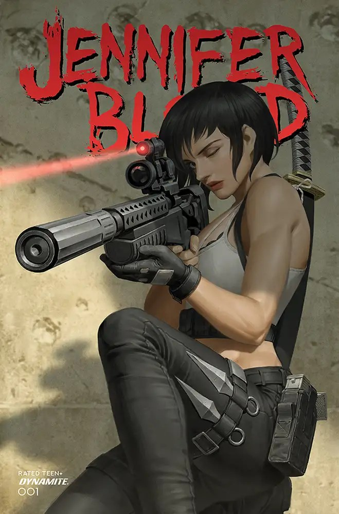 AUG210656 ComicList: Dynamite Entertainment New Releases for 10/06/2021
