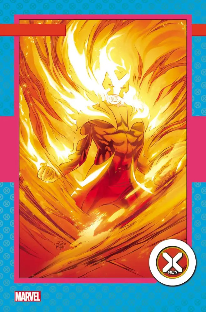 AUG211155 ComicList: Marvel Comics New Releases for 10/13/2021