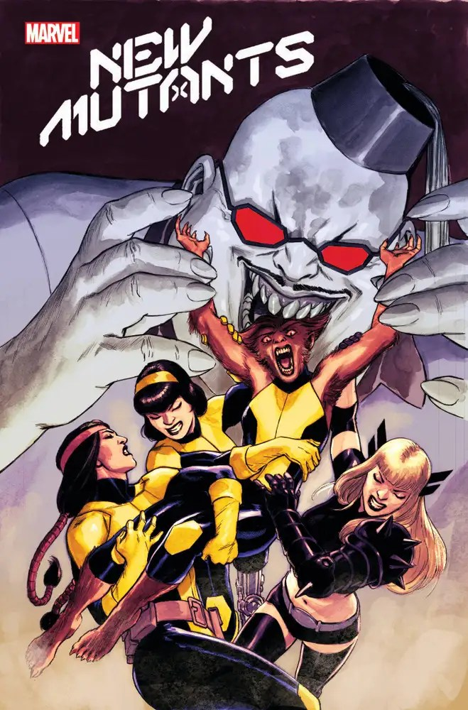 AUG211161 ComicList: Marvel Comics New Releases for 10/06/2021