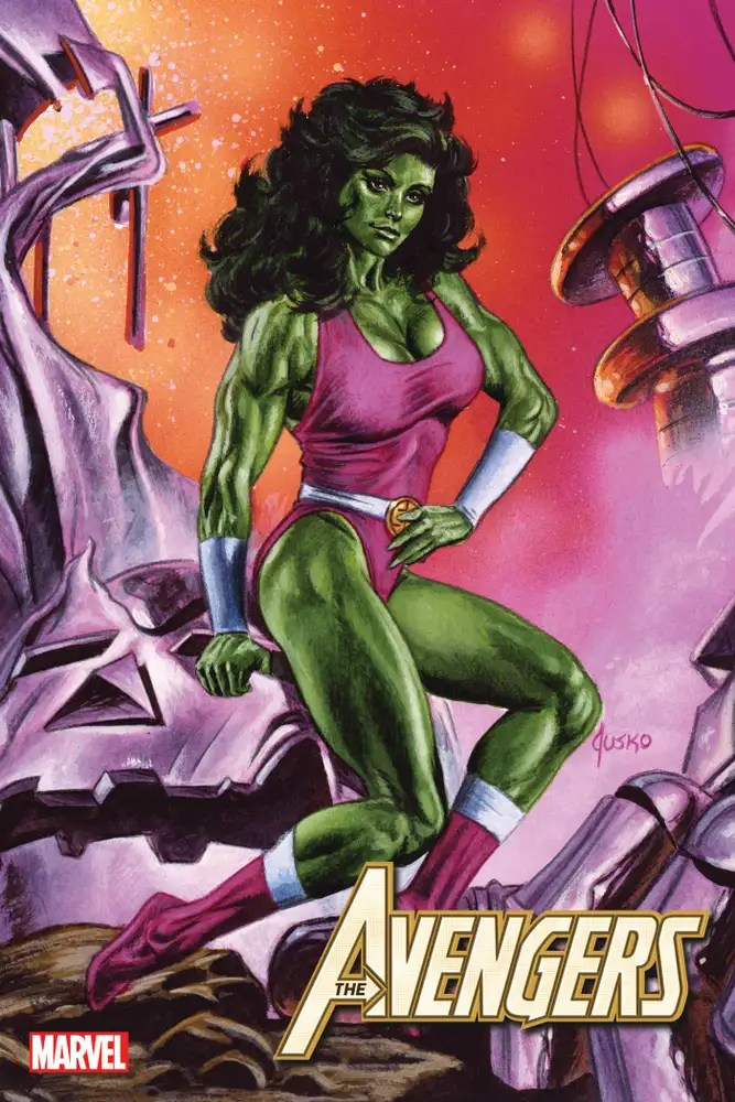 AUG211185 ComicList: Marvel Comics New Releases for 10/13/2021
