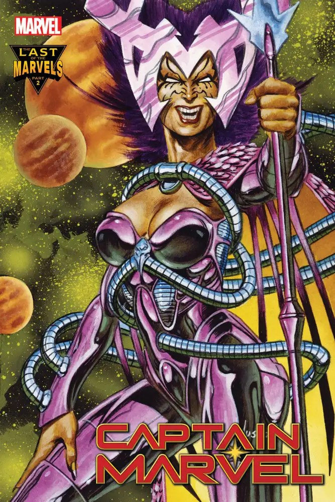 AUG211197 ComicList: Marvel Comics New Releases for 10/06/2021
