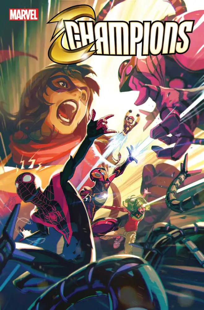 AUG211210 ComicList: Marvel Comics New Releases for 10/06/2021