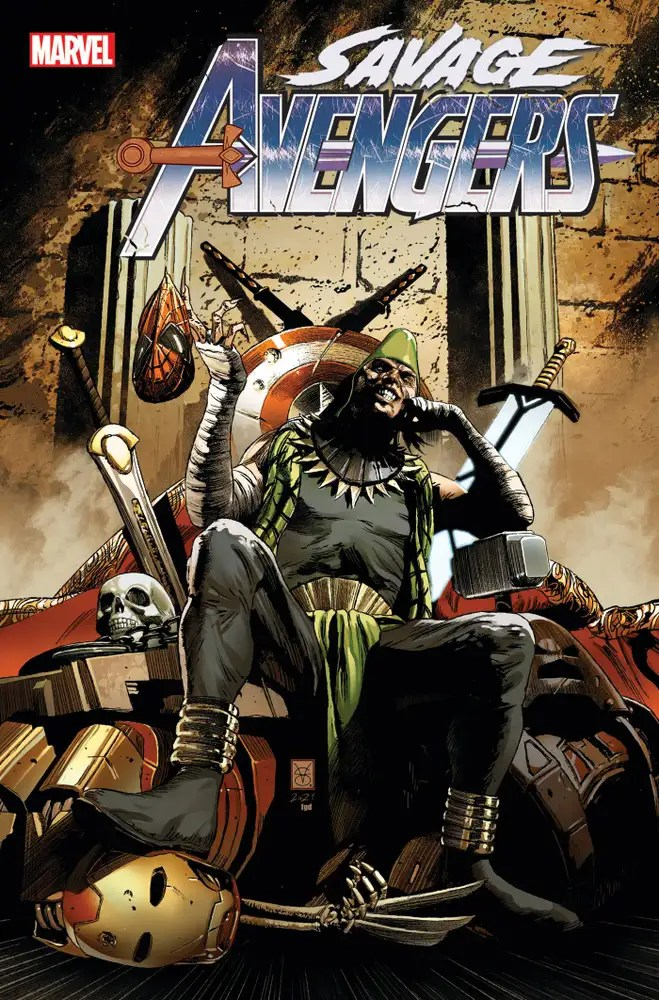 AUG211217 ComicList: Marvel Comics New Releases for 10/06/2021